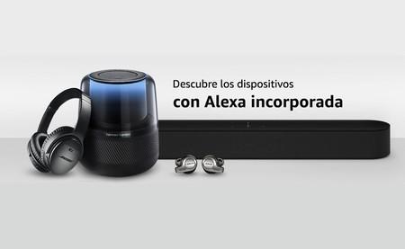 Estos son los audífonos, altavoces y barras de sonido que se venderán oficialmente en México con Alexa integrado