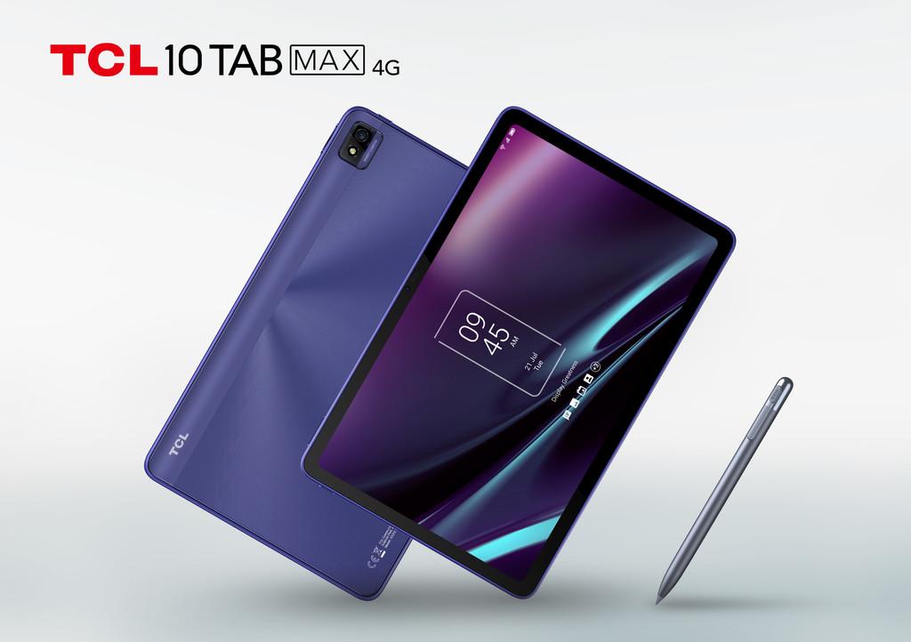TCL 10 TAB MAX y TCL 10 TAB MID: dos nuevas tablets de gama media con tecnología para reducir la fatiga ocular