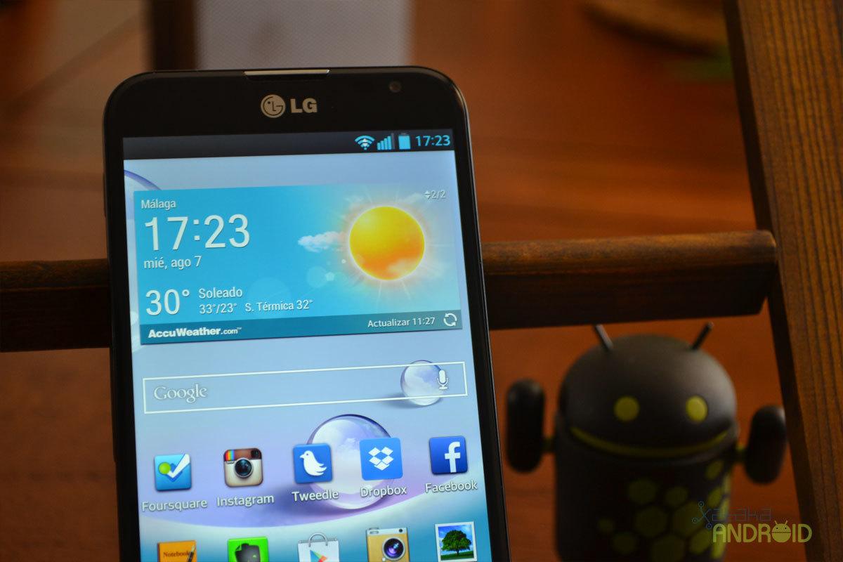 Foto de LG Optimus G Pro, galería de imágenes (9/16)
