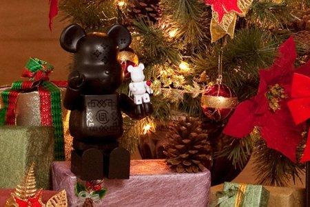 Medicom Toy para decorar y ser el más moderno en Navidad