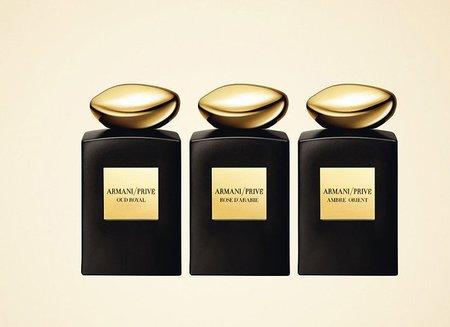 La Colección de las Mil y una Noches de Giorgio Armani: Les Eaux