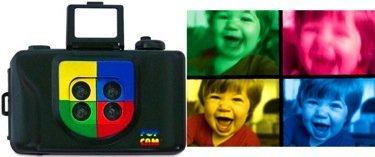Pop Art Color Cam, conviértete en Andy Warhol