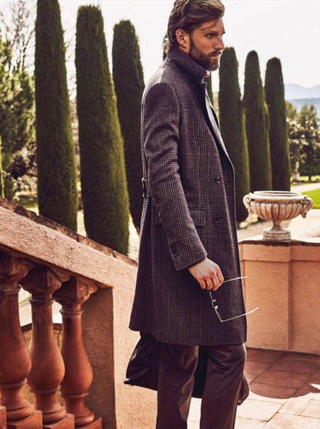 Rj Rogenski Massimo Dutti Country Lux Lookbook 004