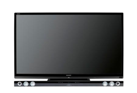 Sharp pone una barra de sonido a sus televisores