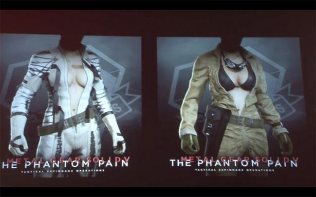 1er DLC Metal Gear Solid V: The Phantom Pain