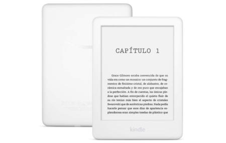 Kindle Con Luz Frontal Integrada En Color Blanco