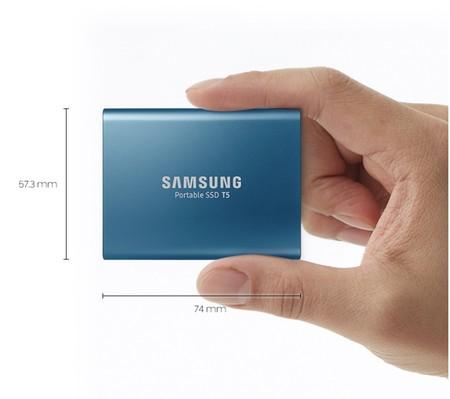 Samsung Ssd T5 7