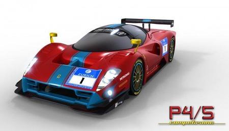 Ferrari P4/5 Competizione, paso a paso (Capítulo 1)