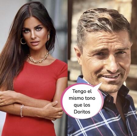 Alexia Rivas desvela el secreto de su ex novio, adicto al maquillaje: Alfonso Merlos se pinta como una puerta
