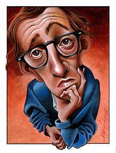 Un libro recoge las mejores frases de Woody Allen