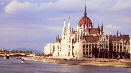 Parlamento de Hungría, Budapest