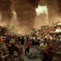 'Geostorm' presenta un nuevo y loquísimo tráiler: ¡¿unos satélites malvados quieren destruir el mundo?!