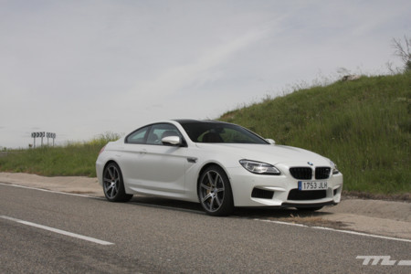 Bmw M6 Competition 5