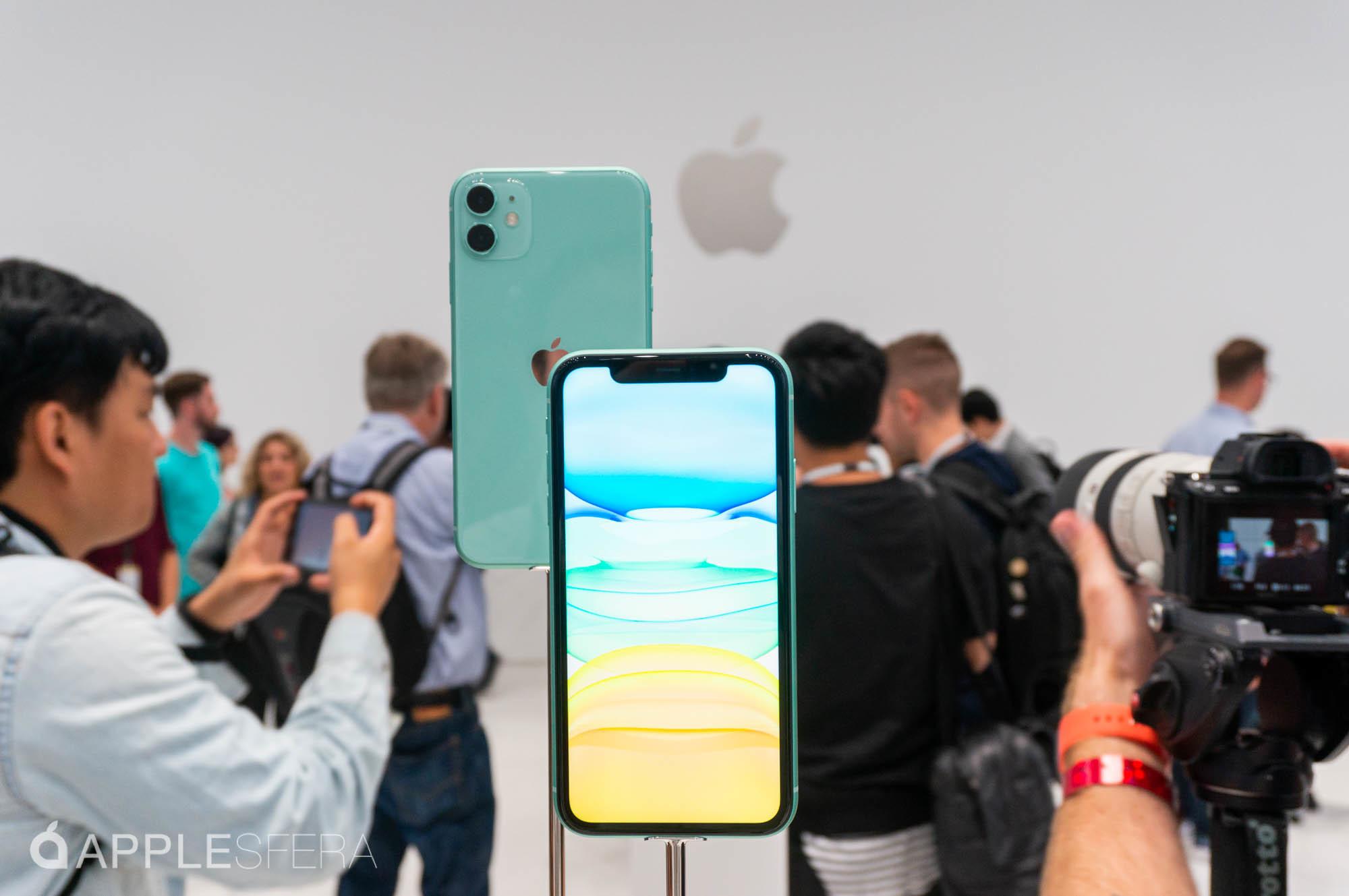 Fotos Apple Keynote 10 Septiembre 2019