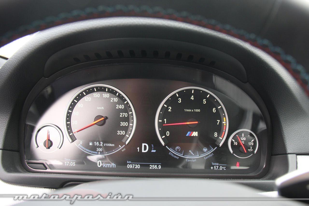 Foto de BMW M5 (Prueba) (64/136)