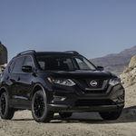 Nissan Rogue Rogue One, no incluye los planos de la Estrella de La Muerte