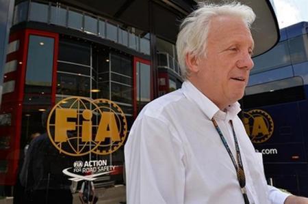 Lo sagrado y lo obsceno vía radio, según la FIA