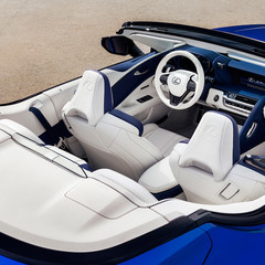 Foto 4 de 17 de la galería lexus-lc-500-cabrio-2020 en Motorpasión