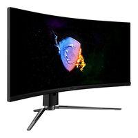 MSI anuncia su gama de monitores Artymis: formato ultrapanorámico, pantalla curva y 165 Hz en pantalla
