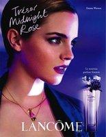 Primera imagen oficial de Emma Watson para Trésor Midnight Rose de Lancôme
