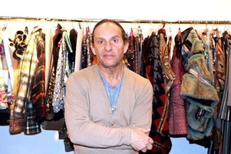 Primera parada en Nueva York: el showroom de Custo Barcelona horas antes de su desfile
