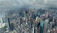 """Day view of Manhattan"", nueve panorámicas aéreas de New York que nos harán volar por la ciudad"