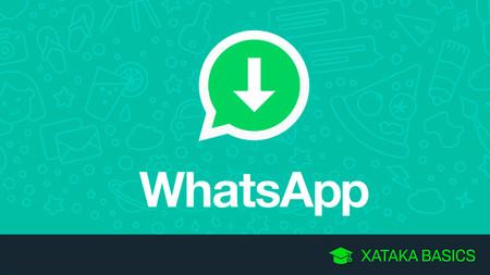 Cómo descargar los datos de tu cuenta de WhatsApp