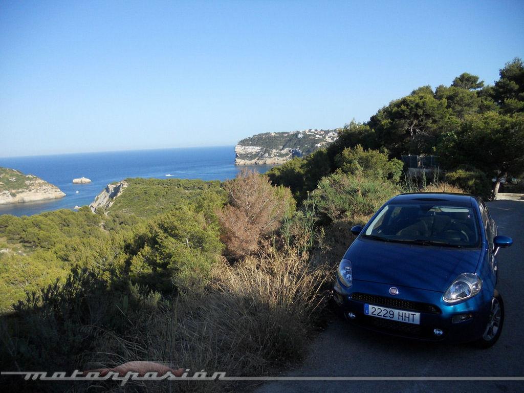 Foto de Fiat Punto 1.3 Multijet Dualogic prueba (1/39)