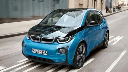 BMW Carro eléctrico