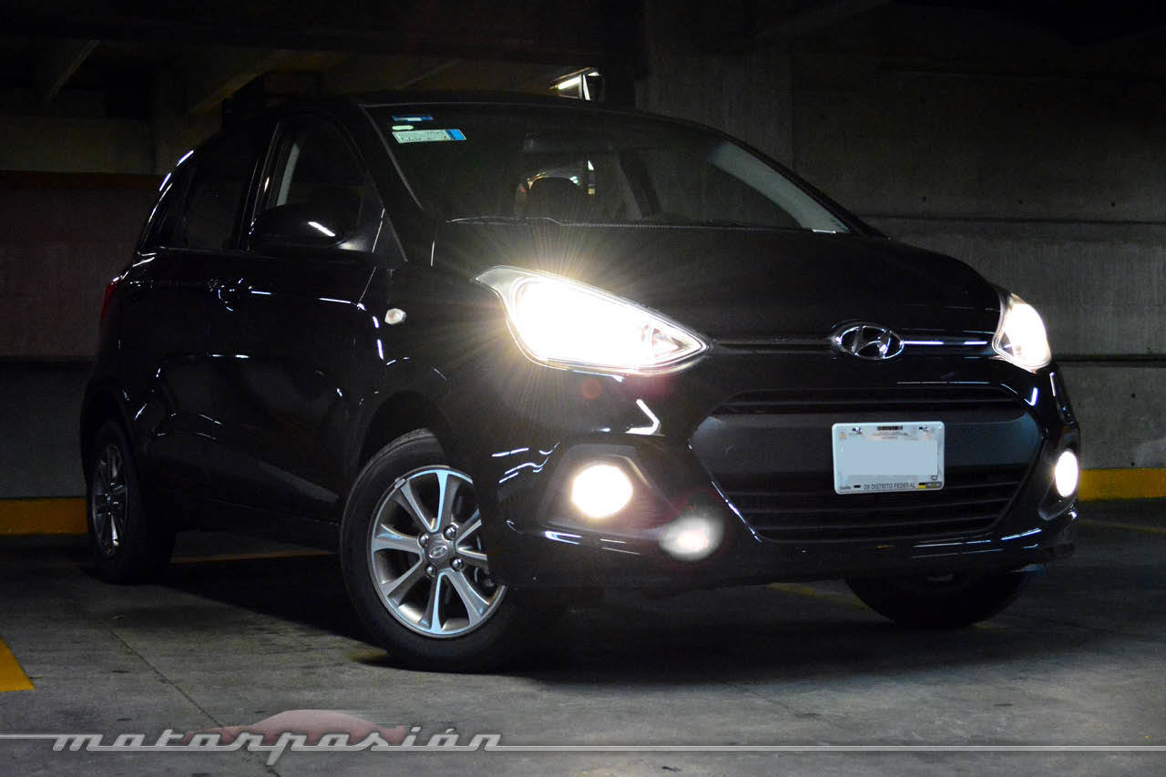 Prueba Hyundai Grand I10 30 35