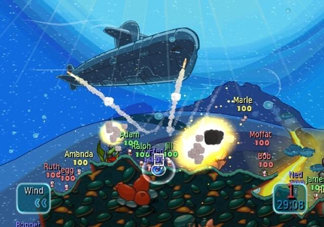 Foto de 061010 - Worms: Battle Islands (4/18)