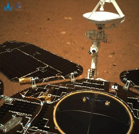 Rover Marte China Foto