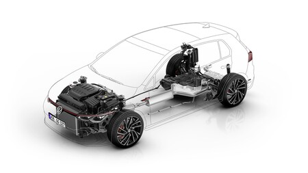 Volkswagen Golf GTI esquema