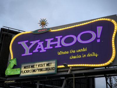 La compra de Yahoo: así ha sido la evolución visual de este histórico de Internet