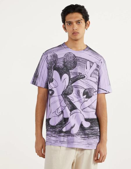Camiseta Bershka Chico 1