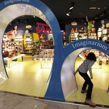 Imaginarium cierra su puerta pequeña, y con ella los recuerdos de la infancia de nuestros hijos