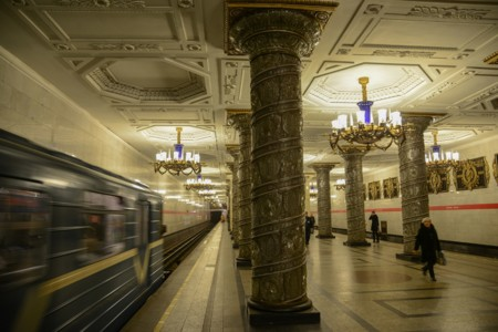 Las estaciones de metro más bonitas del mundo