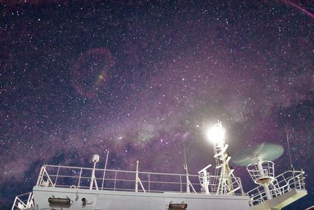 Milky Way Lights Mast