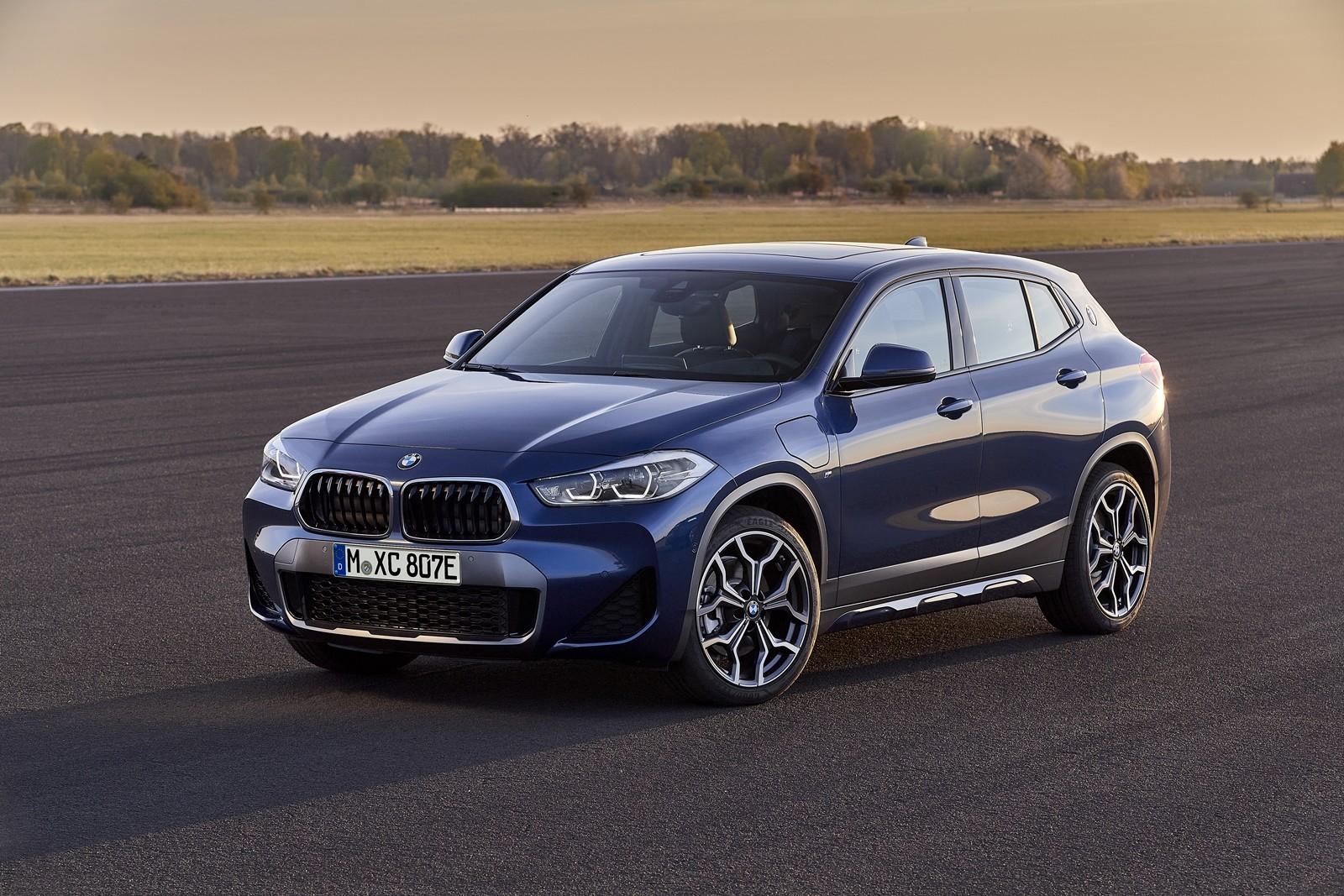 Foto de BMW X2 xDrive25e 2021 (37/53)