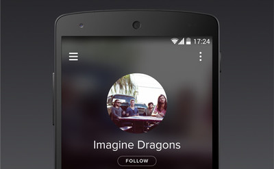 Spotify para Android se actualiza con una nueva y moderna  interfaz