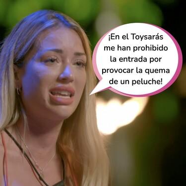 Adelántate a 'La Última Tentación': las imágenes de Alejandro Bernardo por las que Mayka ha acabado llorando en la hoguera