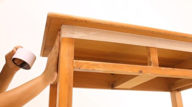 Cómo pintar un mueble vintage