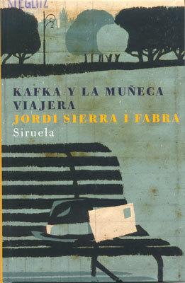 'Kafka y la muñeca viajera', Premio Nacional de Literatura Infantil