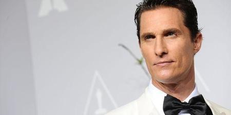 Matthew McConaughey protagoniza 'Gold', lo nuevo de Stephen Gaghan, y 'Born to Run'