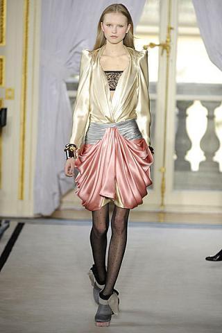 Arranca la Semana de la Moda de París: Balenciaga Otoño-Invierno 2009/2010