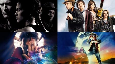Las 11 mejores películas para ver gratis en abierto este fin de semana (12-14 junio): 'Regreso al futuro', 'Doctor Strange' y más