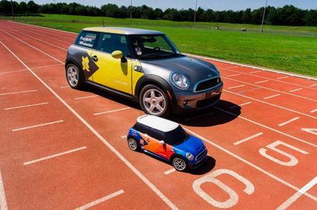 Mini MINI, una pieza clave en los Juegos Olímpicos de Londres 2012