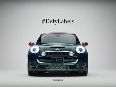 MINI Defy Labels: La campaña en contra de las etiquetas sociales, no todo es potencia