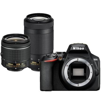 Nikon D3500 Dos Lentes