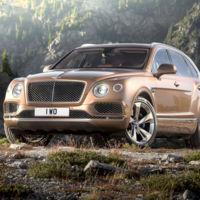 ¿Adivináis quién ha sido la primera clienta del Bentley Bentayga?